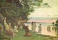 Baptisterna, målning av Gustaf Cederström (1886).jpg