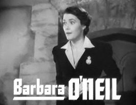 O'Neil in Shining Victory (1941)