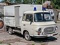 Barkas B 1000, 12. Internationales Maritimes-Fahrzeugtreffen, Ribnitz-Damgarten (P1060446).jpg