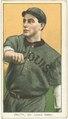 Barney Pelty, St. Louis Browns, baseball card portrait LCCN2008676631.tif