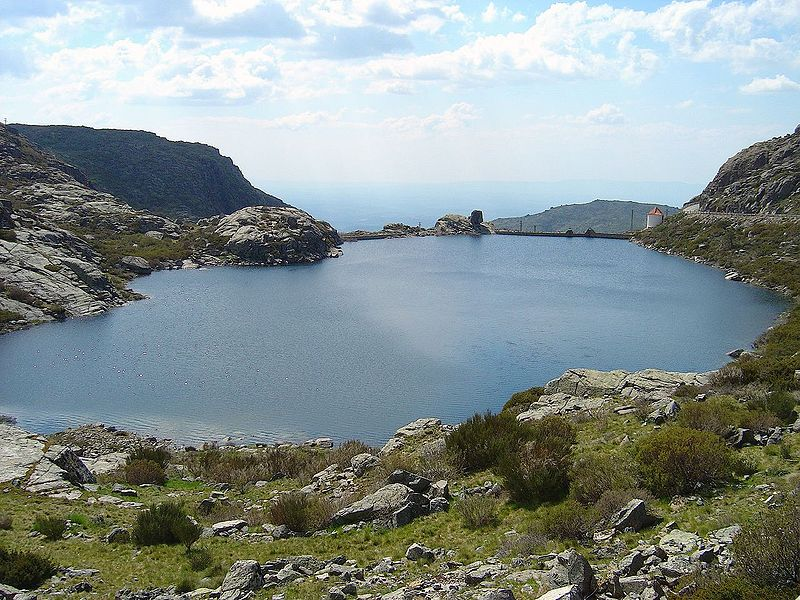 Image:Barragem próximo à Lagoa Comprida.jpg