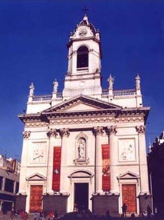 Flores, Buenos Aires - The Basilica of San José de Flores