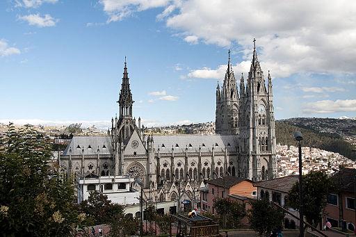 Basílica del Voto Nacional, Quito - 4