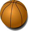Basketball ball.svg
