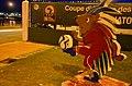 Bata, 2015-02 The Equatorial Guinea 2015 porcupine mascot (16327273357).jpg