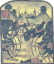 Battle tewkesbury