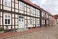 Baudenkmal Fachwerkwohnhaus am Rathausplatz 2 in Dömitz IMG 8836.jpg