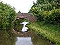 Bearshay Bridge No 87 north of Huddlesford, Staffordshire - geograph.org.uk - 999500.jpg