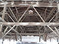 Beatrice, Nebraska Chautauqua Pavilion inner roof 1.JPG