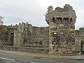 Beaumaris Castle Walls - geograph.org.uk - 1552078.jpg