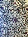 Beautiful ceiling work of Badshahi Mosque.jpg