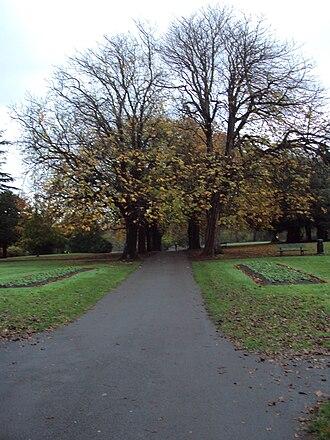 Joseph Mayer (antiquary) - Mayer Park, Bebington, Wirral, Merseyside.