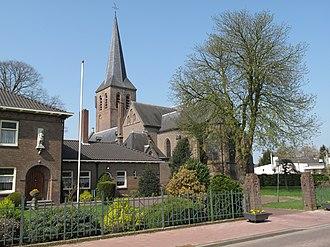 Beek, Montferland - Beek, church