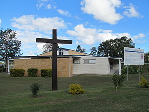 St George's Anglican Church, Beenleigh - The current church, built 1964