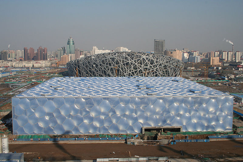 File:Beijing National Aquatics Centre 1.jpg