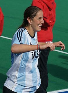 Belén Succi Argentine field hockey player