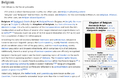 Belgium-English Wikipedia Article Extract.png