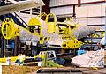 Bell P-63 fuselage (6981109535).jpg