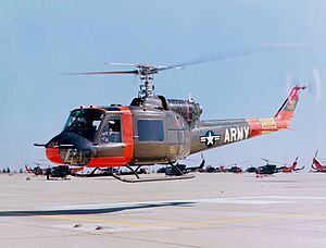 Bell Huey family - UH-1A