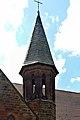 Bell tower of St Matthew's Church, Bromborough Pool 2.jpg