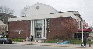 Belleville Public Library and Information Center - Image: Bellville Pub Lib 221 Wash Av Belleville, NJ 07109 jeh