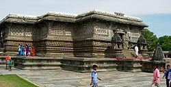 बेलूर में चेन्नकेशव मंदिर
