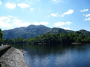 Ben Venue from Loch Katrine.JPG