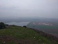 Bental&Baron Reservoir from Mt Bental February 2018.jpg