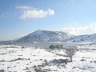Mount Bental/Tal Al-Gharam - Mount Bental