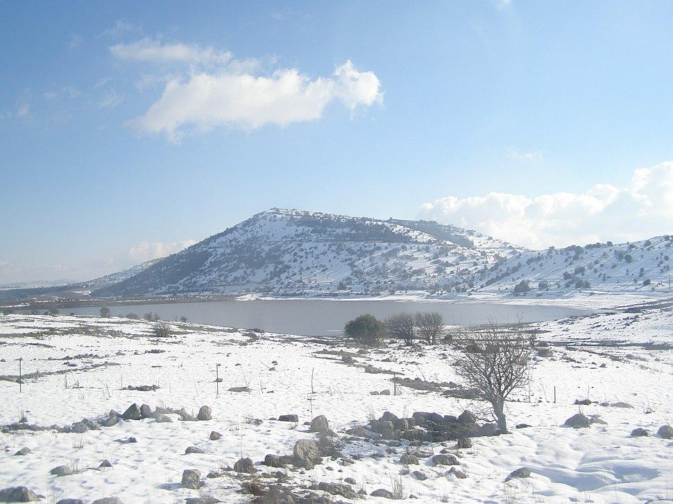 Bental mountain