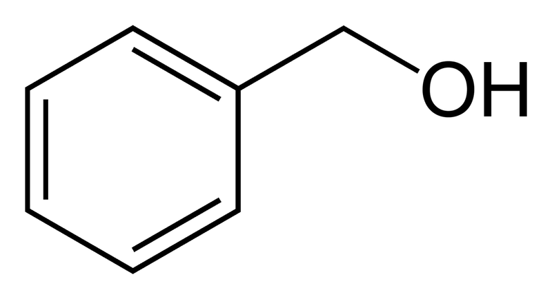 Archivo:Benzyl-alcohol-2D-skeletal.png