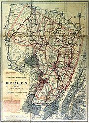Bergen County, 1896
