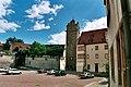 Bernburg (Saale), a detail of the Bernburg castle, image 4.jpg