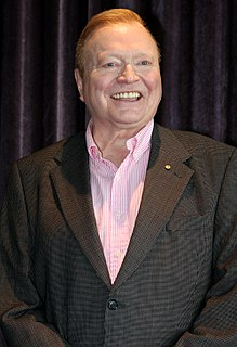 Bert Newton Australian television presenter