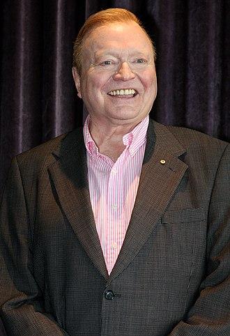 Bert Newton - Bert Newton in 2013