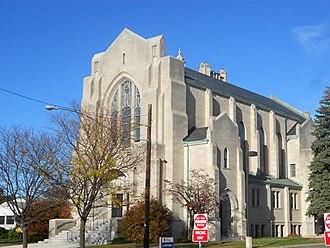 Berwick, Pennsylvania - Image: Berwick PA 1st Presby