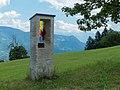 Besinnungsweg, Sankt Jakob, Grissian, Jakobsweg zwischen Meran und Bozen, Trentino, Südtirol, Italien - panoramio.jpg