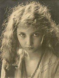 Portrait of Bessie Love