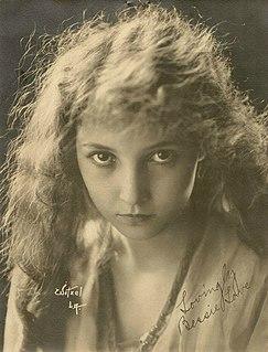 Bessie Love American actress