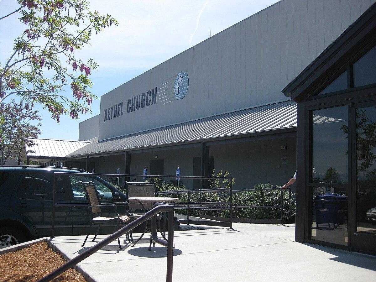 Bethel Church Redding California Wikipedia