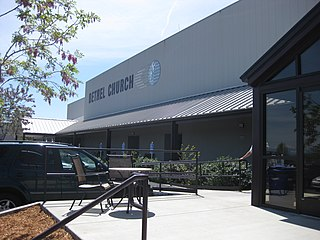 Bethel Church (Redding, California) Church in California, United States