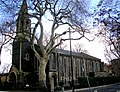 Bethnal Green, Church of St Peter and St Thomas - geograph.org.uk - 1716762.jpg