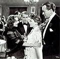 Bette Davis, Gary Merrill, Anne Baxter and George Sanders, 1950.jpg