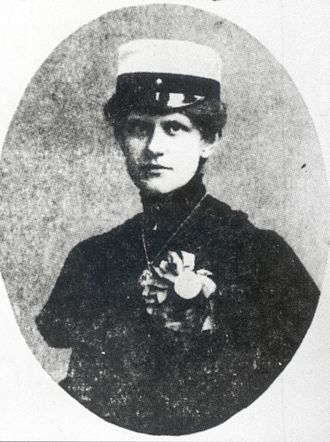 1872 in Sweden - Betty Pettersson, the first woman to study in a Swedish university.