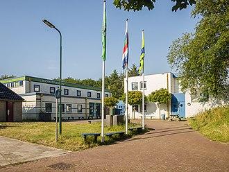 Schiermonnikoog - Image: Bezoekers centrum Schiermonnikoog