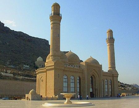 مسجد بي بي هيبة.