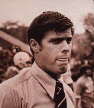 Bill Battle - Battle from the 1973 Volunteer