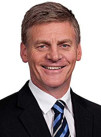 New Zealand general election, 2002 - Image: Bill English Official