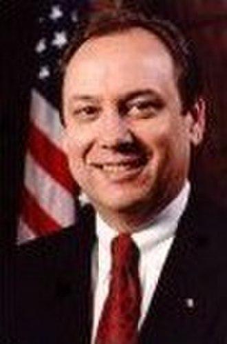 Bill Jones (California politician) - Image: Bill Jones of California