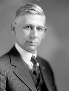 Bird J. Vincent American politician